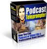 Thumbnail Podcast Teleprompter MRR