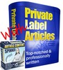 Thumbnail 125,000 PLR Articles on Top Niche Topics + Article Content S