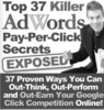 Thumbnail Adwords Pay Per Click PPC Secrets Exposed - New For 2009