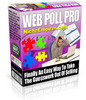 Thumbnail Web Poll Pro php Script