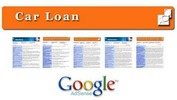 Thumbnail Google Adsense Templates - Car Loan