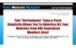 Thumbnail NEW* Website Rotator Script With MRR