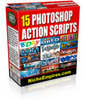 Thumbnail 15 Top Photoshop Action Scripts