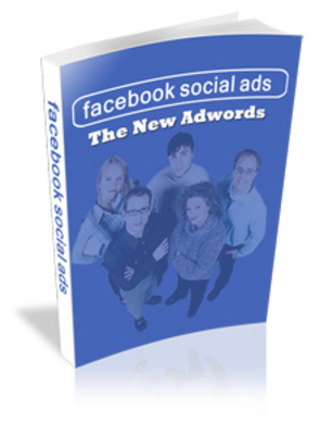 Pay for Facebook Social Ads - The New Adwords with MRR