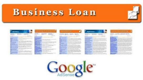 Pay for Google Adsense Templates - Business Loans