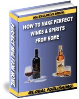 Pay for How to make perfect wines and spirits
