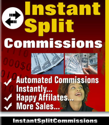 Pay for Instant Split Commissions - PHP Affiliate Script With MRR