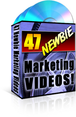 Pay for 47 Newbie Marketing Videos With Private Label Rights