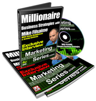 Pay for Millionaire Business Strategies With Mike Filsaime