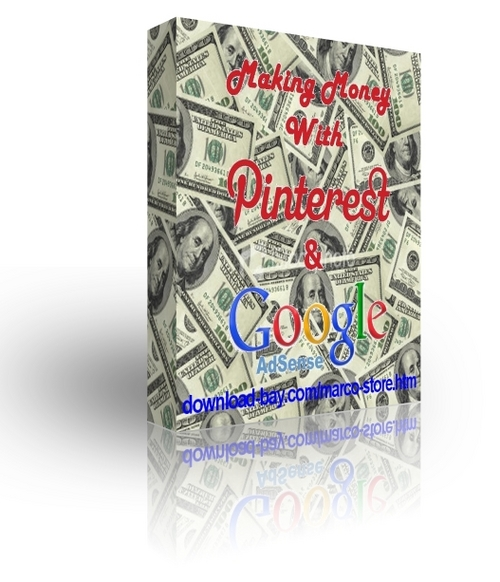 Pay for Make Money With Pinterest and AdSense
