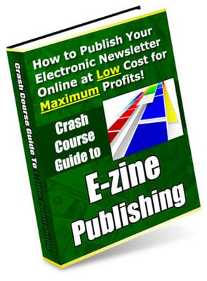 Pay for Essential Crash Course Guide to Ezine Publishing with Master