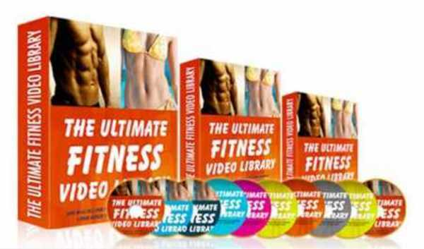 Pay for *NEW* The Ultimate Health and Fitness Video Library Series
