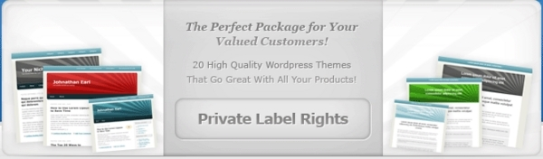 Pay for 10 WordPress Templates & 10 Sales Page Templates - MRR & PLR