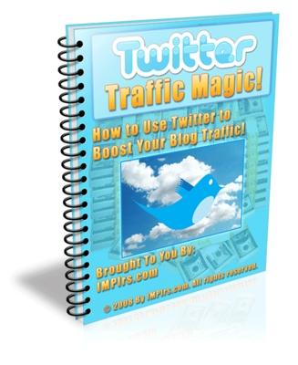 Pay for Twitter Traffic Magic with MRR & Twitter Bonus Package