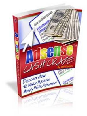 Pay for Adsense Cash Craze