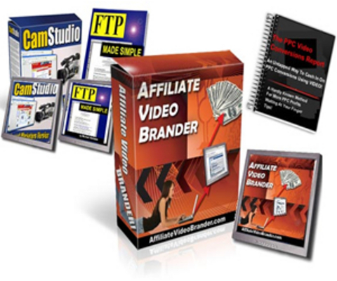 Pay for Affiliate Video Branding Suite - w Master Resale Rights PLR