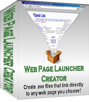 Pay for New! Web Page Launcher Creator - EXE Files To Open Web Pages