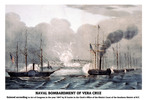 Thumbnail US Vintage Ships - Nautical print digitally restored