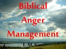 Thumbnail Biblical Anger Management