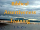 Thumbnail Biblical Assertiveness Training