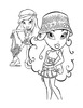Thumbnail Bratz Coloring Pages That Are Printable