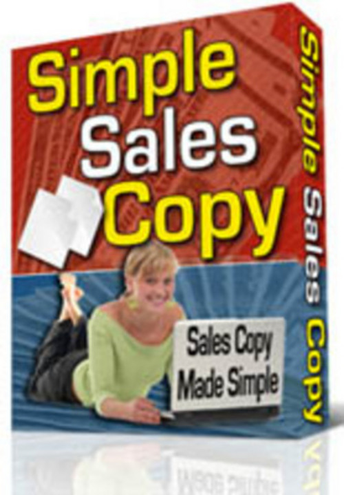 Pay for SimpleSalesCopy.zip