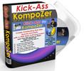 Thumbnail KickAss KompoZer -Web Authoring System