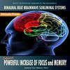 Thumbnail Subliminal Powerful Increase of Focus and Memory: Binaural