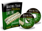 Thumbnail  NEW Making Your First Million Online With MRR