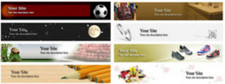 Thumbnail 20 Hot Niche Header Graphics + PLR