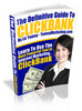 Thumbnail *NEW*he Definitive Guide To ClickBank With Master Resale Rig