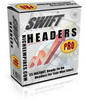 Thumbnail Swift Headers Pro With MRR ! 25 Instant Headers