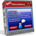 Thumbnail BIG Shiny Buttons - Web 2.0 Graphics Collection
