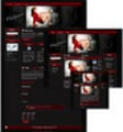 Thumbnail Fashion Website Template 3