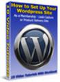 Thumbnail How To SetUp Your Wordpress Site VIDEOS!