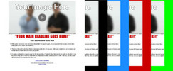 Thumbnail Teaser Opt In Pages with Private Label Rights