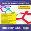 Thumbnail Make Friends and Meet People - Subliminal Messages Ringtone