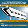 Thumbnail Street Smarts - Common Sense Knowledge Wisdom