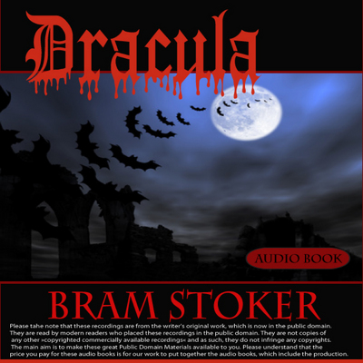 Pay for Dracula - Bram Stoker AUDIO BOOK