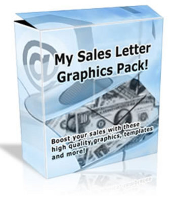 Pay for My Sales Letter Graphics Pack MRR