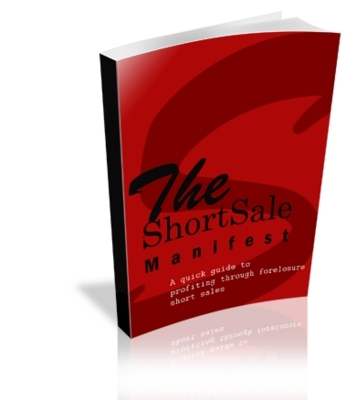 Pay for The Short Sale Manifest with Master Resell Rights