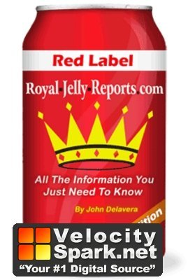 Pay for Royal Jelly Reports with Resale Rights