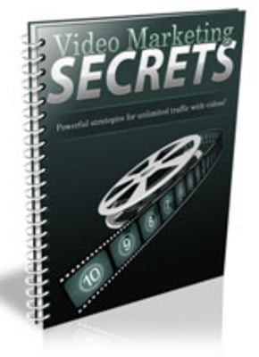 Pay for Video Marketing Secrets