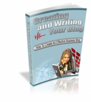 Pay for Creating and Writing Your Blog MRR!