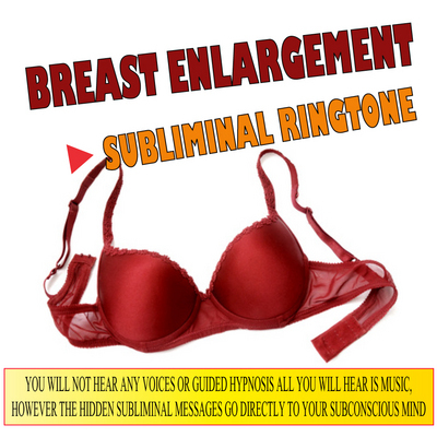 Pay for Breast Enlargement Ringtone + FREE BONUSES!!!