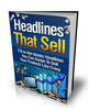 Thumbnail Headlines That Sell - Fill-in-the-blanks Headlines You Can Swipe to Sell Like Crazy
