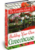 Thumbnail Building Your Own Greenhouse - 120+ Pages