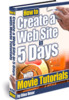 Thumbnail How to Create a Web Site in 5 Days