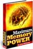 Thumbnail Maximum Memory Power - Maximize Your Potential