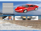 Thumbnail Cars Website Templates - PLR
